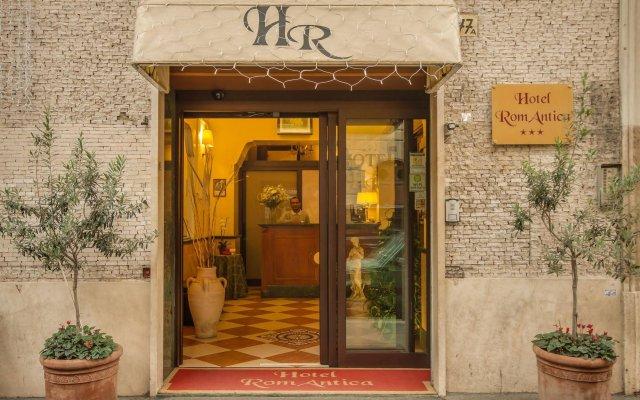 Hotel Romantica вид на фасад