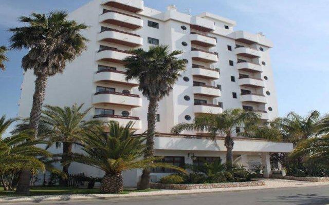 Отель Mirachoro III Apartamentos Rocha вид на фасад