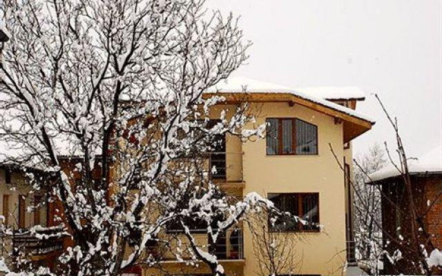 Отель Prespa Bansko - Guest House вид на фасад