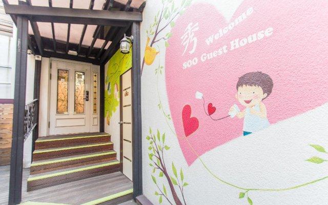 Отель Soo Guesthouse вид на фасад