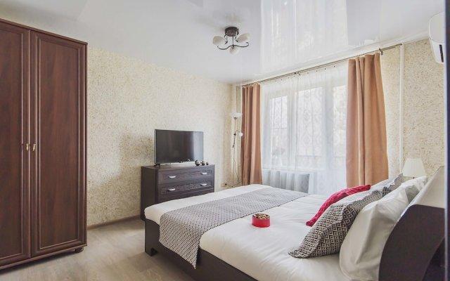 Апартаменты GM Apartment Vspolniy комната для гостей