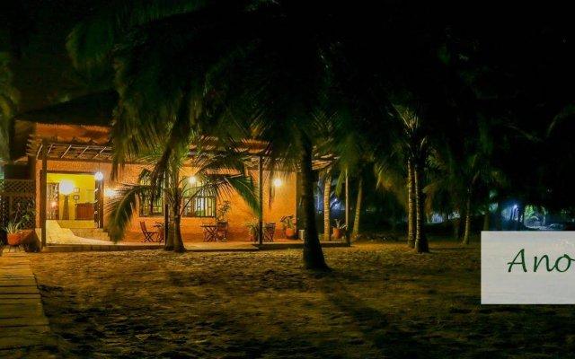 Отель Anomabo Beach Resort вид на фасад