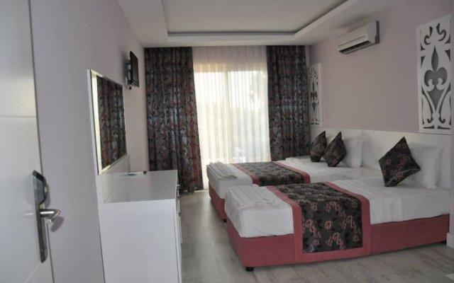 Beachway Hotel Турция, Сиде - отзывы, цены и фото номеров - забронировать отель Beachway Hotel онлайн комната для гостей