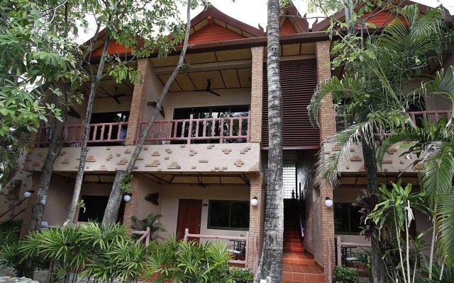 Отель Friendship Beach Resort & Atmanjai Wellness Centre вид на фасад