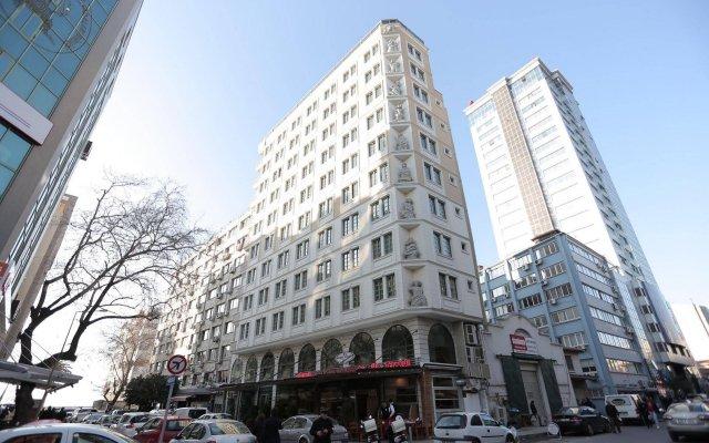Marla Турция, Измир - отзывы, цены и фото номеров - забронировать отель Marla онлайн вид на фасад