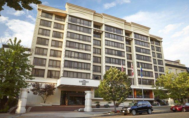 The Embassy Row Hotel вид на фасад