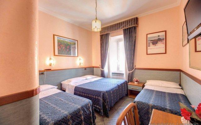 Отель Planet Италия, Рим - отзывы, цены и фото номеров - забронировать отель Planet онлайн комната для гостей