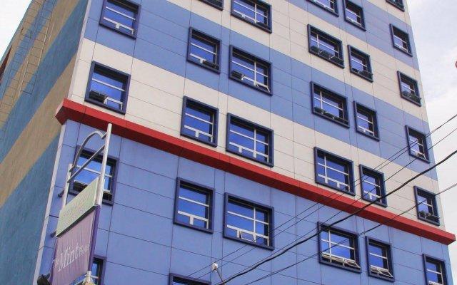 Отель Azzurro Hotel Филиппины, Пампанга - отзывы, цены и фото номеров - забронировать отель Azzurro Hotel онлайн вид на фасад