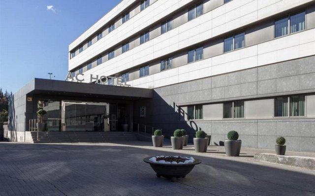 AC Hotel Aravaca by Marriott вид на фасад