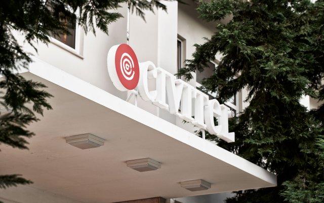 Отель Civitel Esprit Греция, Маруси - отзывы, цены и фото номеров - забронировать отель Civitel Esprit онлайн вид на фасад