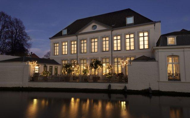 Отель Van Cleef Бельгия, Брюгге - отзывы, цены и фото номеров - забронировать отель Van Cleef онлайн вид на фасад