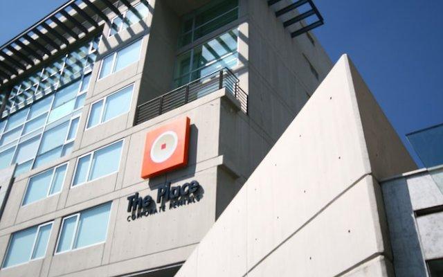 Отель The Place Corporate Rentals Мексика, Мехико - отзывы, цены и фото номеров - забронировать отель The Place Corporate Rentals онлайн вид на фасад