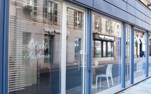 Adalesia Hotel&Coffee вид на фасад