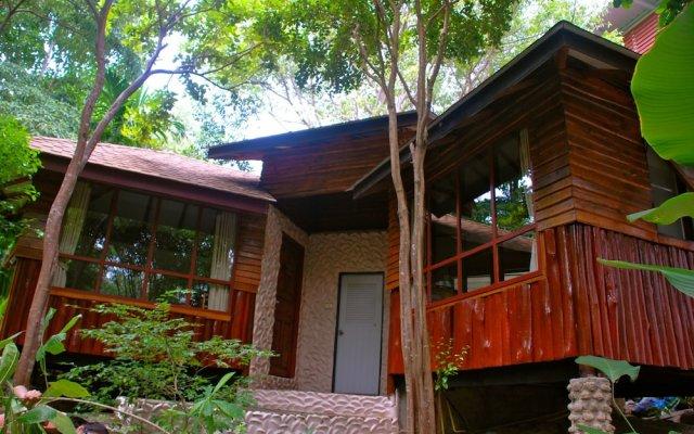 Отель Montalay Eco- Cottage вид на фасад