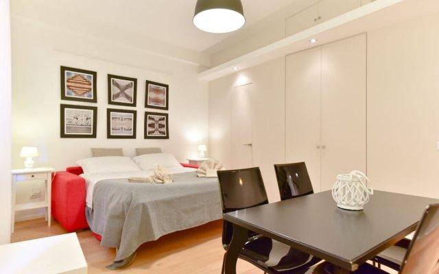 Апартаменты Via Veneto Design Studio комната для гостей