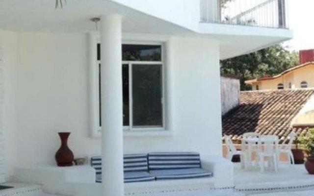 Отель Villa Palomas Ixtapa вид на фасад