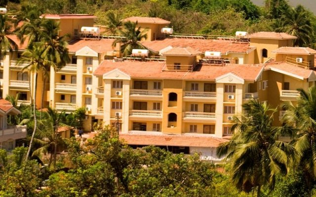 Отель Sandalwood Hotel & Retreat Индия, Гоа - отзывы, цены и фото номеров - забронировать отель Sandalwood Hotel & Retreat онлайн вид на фасад