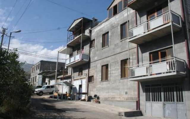 Hotel Noy Горис вид на фасад