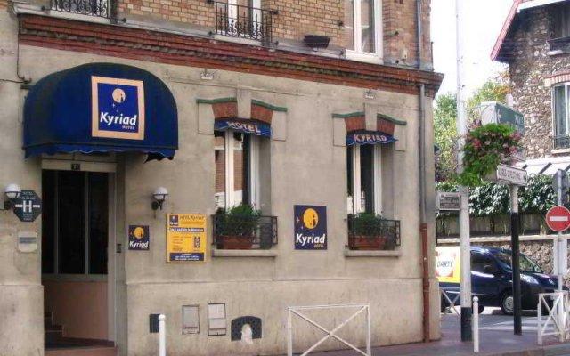 H 244 Tel Arc Porte D Orleans Ex Kyriad Montrouge France