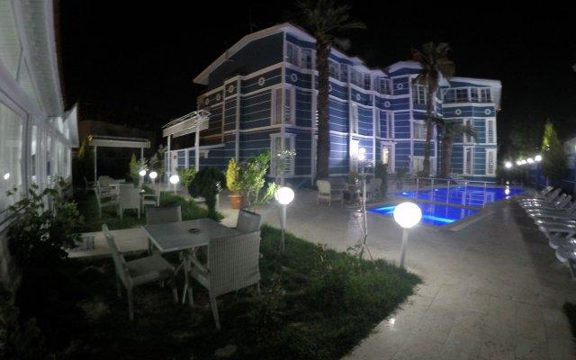 Melrose Viewpoint Hotel Турция, Памуккале - 1 отзыв об отеле, цены и фото номеров - забронировать отель Melrose Viewpoint Hotel онлайн вид на фасад