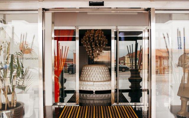 Отель Art Santander Испания, Сантандер - отзывы, цены и фото номеров - забронировать отель Art Santander онлайн вид на фасад