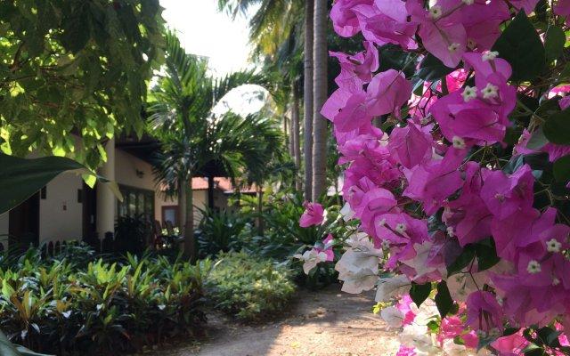 Отель Diamond Bay Resort & Spa вид на фасад