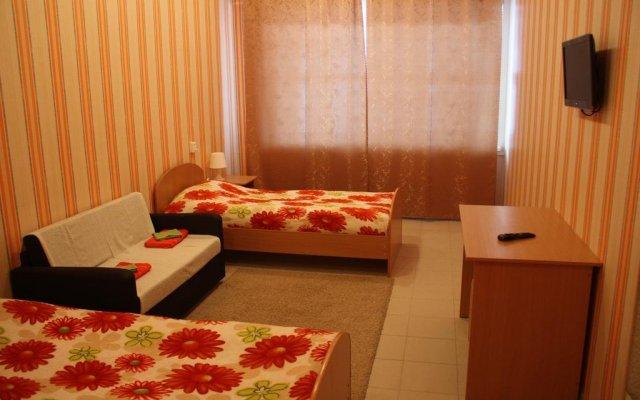 Мини Отель Вояж комната для гостей
