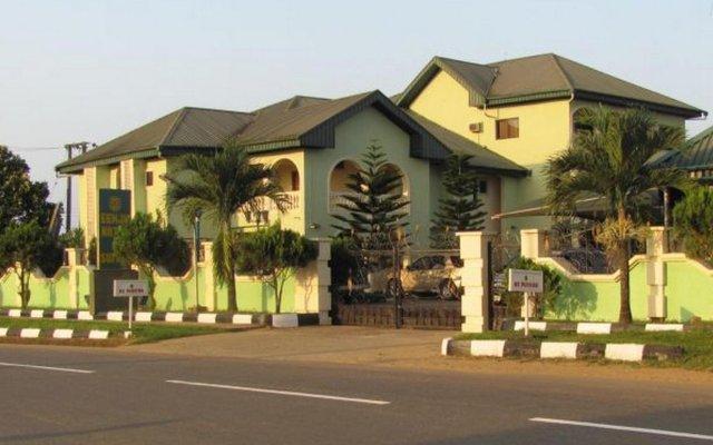 Отель EEMJM Hotels and Suites Limited вид на фасад