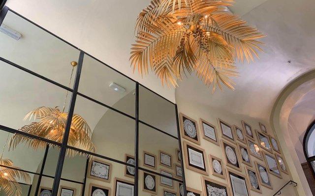 Отель Hostal Macarena вид на фасад