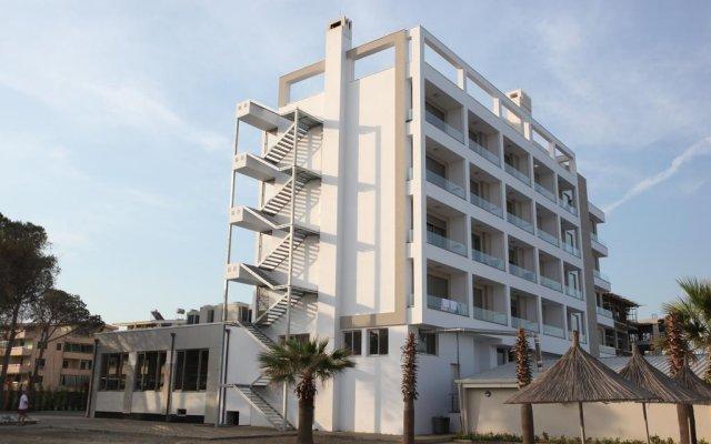 Hotel GRINT вид на фасад
