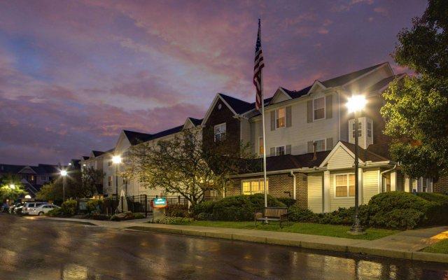 Отель TownePlace Suites Columbus Worthington США, Колумбус - отзывы, цены и фото номеров - забронировать отель TownePlace Suites Columbus Worthington онлайн вид на фасад