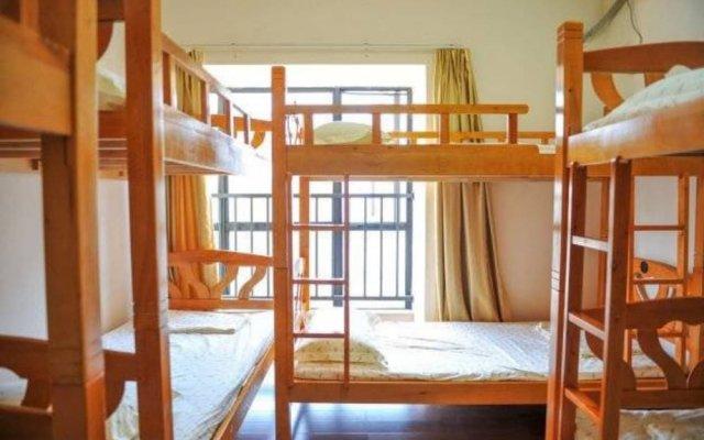 Yi Jia Ren Hostel комната для гостей