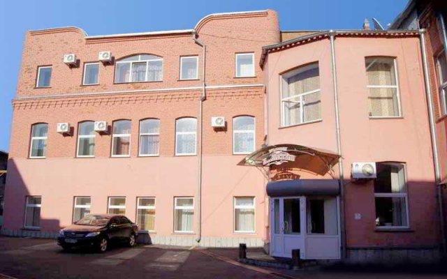 Гостиница Лалетин в Барнауле 1 отзыв об отеле, цены и фото номеров - забронировать гостиницу Лалетин онлайн Барнаул вид на фасад