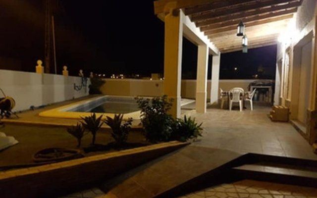 Отель Villa With 3 Bedrooms in Orihuela, With Private Pool, Enclosed Garden вид на фасад