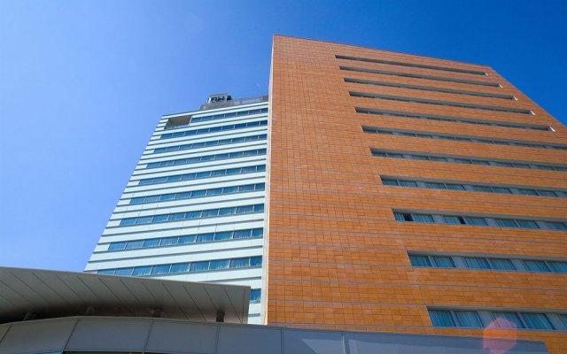 Отель NH Padova Италия, Падуя - отзывы, цены и фото номеров - забронировать отель NH Padova онлайн вид на фасад
