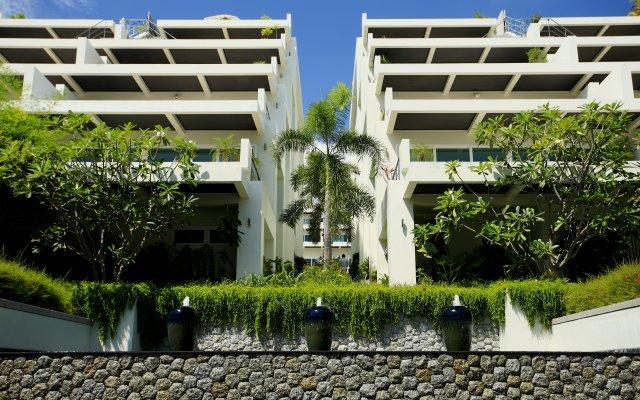 Отель Serenity Resort & Residences Phuket вид на фасад