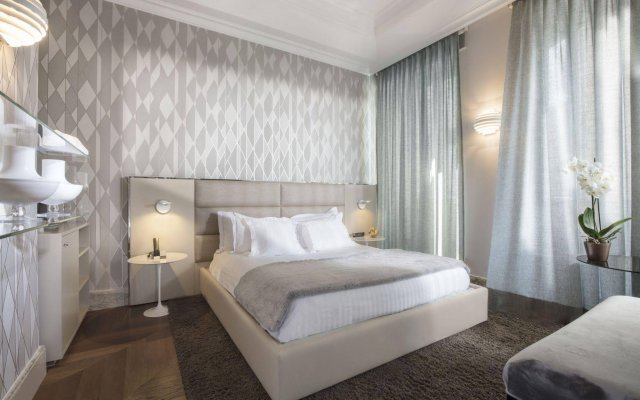 Отель Palazzo Manfredi Рим комната для гостей