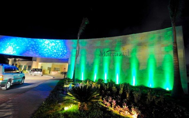 Отель Mareazul Beach Front Resort Playa del Carmen. Мексика, Плая-дель-Кармен - отзывы, цены и фото номеров - забронировать отель Mareazul Beach Front Resort Playa del Carmen. онлайн вид на фасад