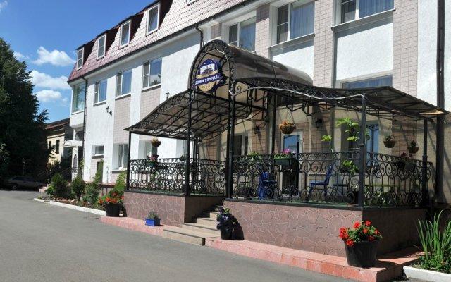Отель Домик у Причала