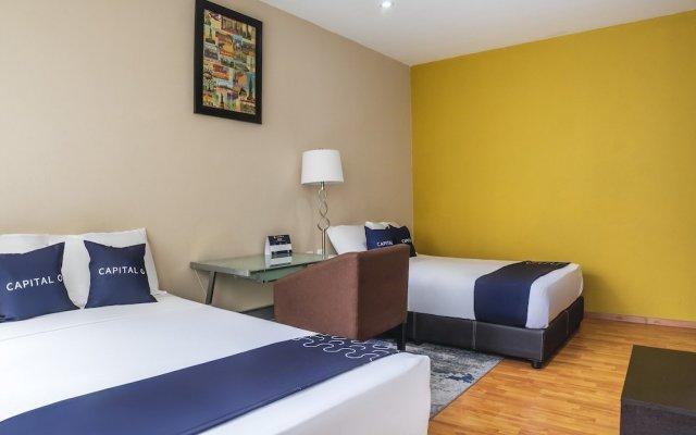 Отель Capital O Caravansaro Мексика, Мехико - отзывы, цены и фото номеров - забронировать отель Capital O Caravansaro онлайн