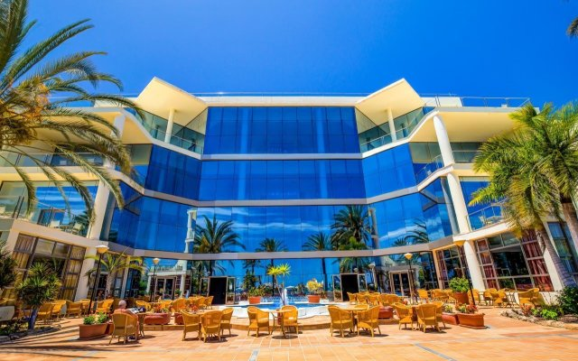 Отель SBH Costa Calma Palace Thalasso & Spa вид на фасад