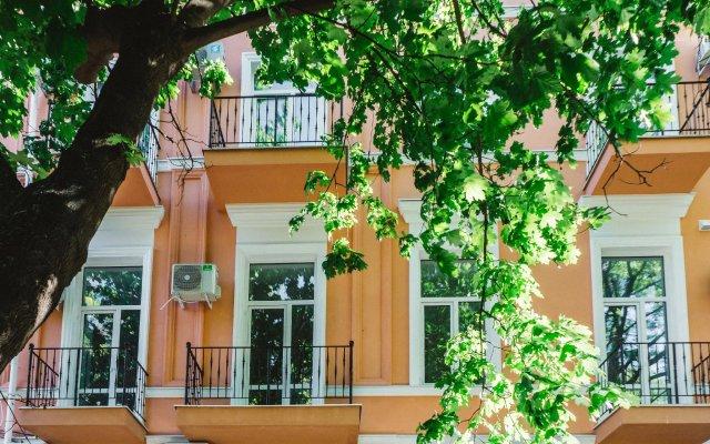 Гостиница Мини-отель Potemkinn Украина, Одесса - 1 отзыв об отеле, цены и фото номеров - забронировать гостиницу Мини-отель Potemkinn онлайн вид на фасад