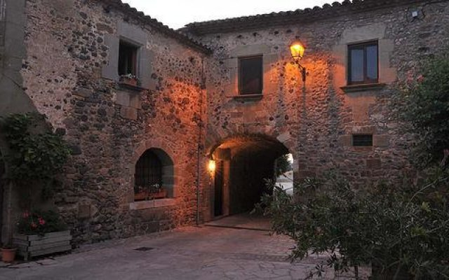 Отель Las Moradas del Unicornio вид на фасад