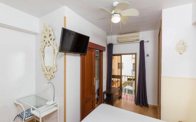 Отель Hostal Guadalupe комната для гостей
