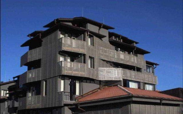 Отель Villa Roka вид на фасад