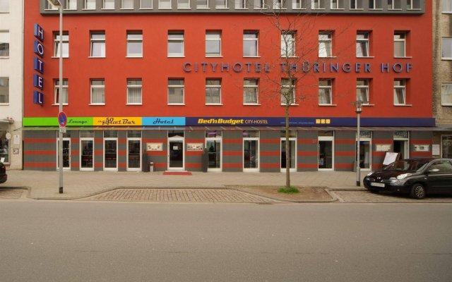 Отель Bedn Budget Cityhostel Hannover вид на фасад
