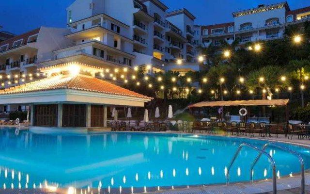 Отель Madeira Regency Palace Hotel Португалия, Фуншал - отзывы, цены и фото номеров - забронировать отель Madeira Regency Palace Hotel онлайн вид на фасад