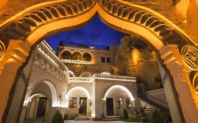 Roma Cave Suite Турция, Гёреме - отзывы, цены и фото номеров - забронировать отель Roma Cave Suite онлайн вид на фасад