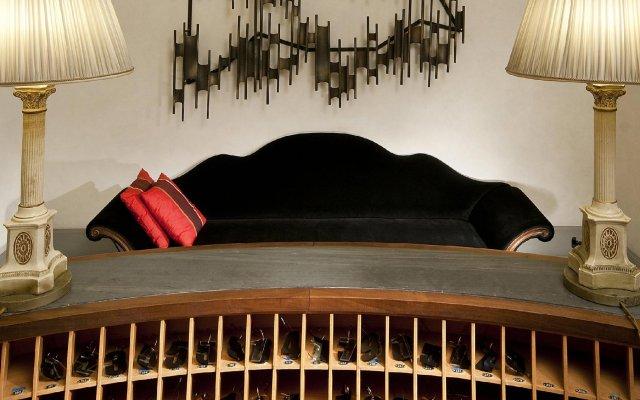 Hotel Alpi Рим комната для гостей