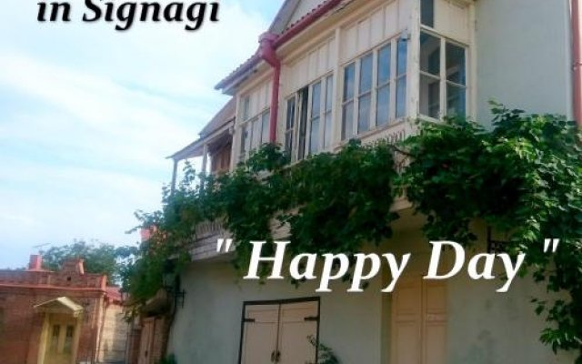 Happy Day Signagi